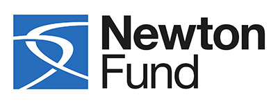 newton fund logo
